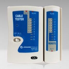 Tester prova cavi per reti lan MCT-468 Jonard